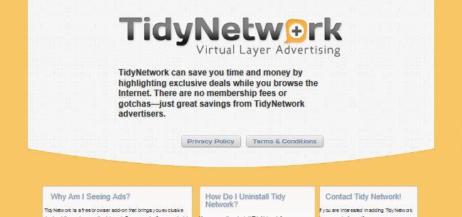 TidyNetwork