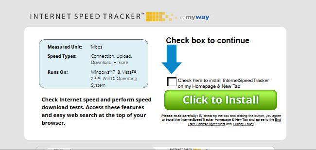 Internet Speed Tracker