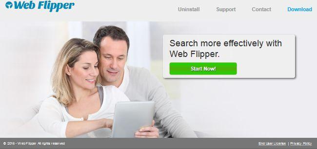 Web Flipper