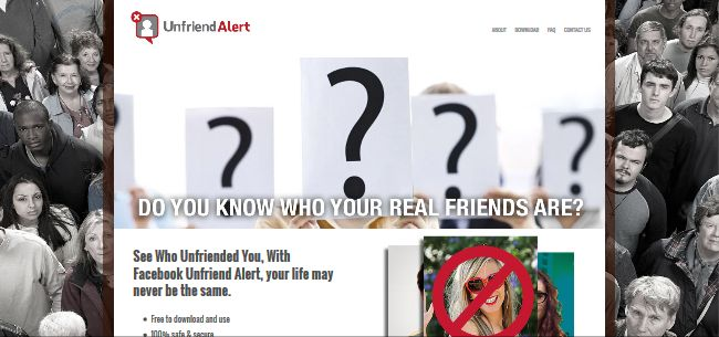 Unfriend Monitor