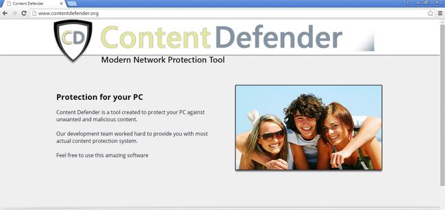 Content Defender