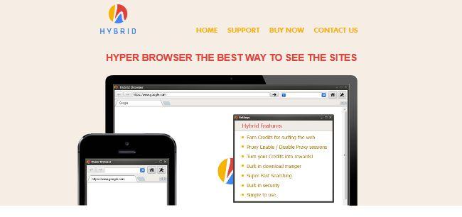 Hybrid Browser