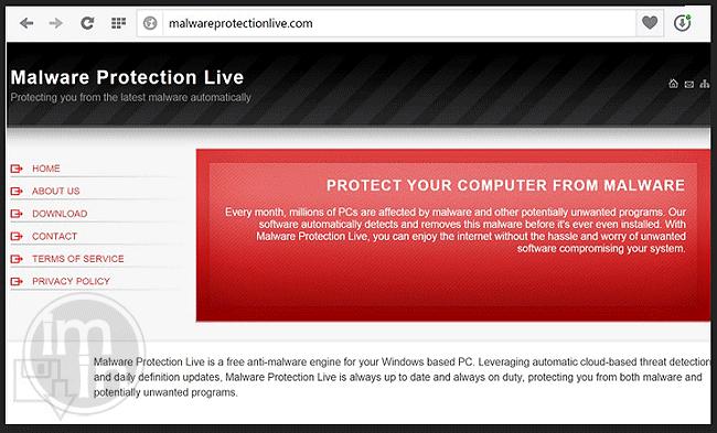 Malware Protection Live (Virus Removal) - VirusPup