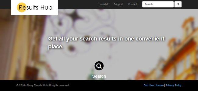 Many Results Hub