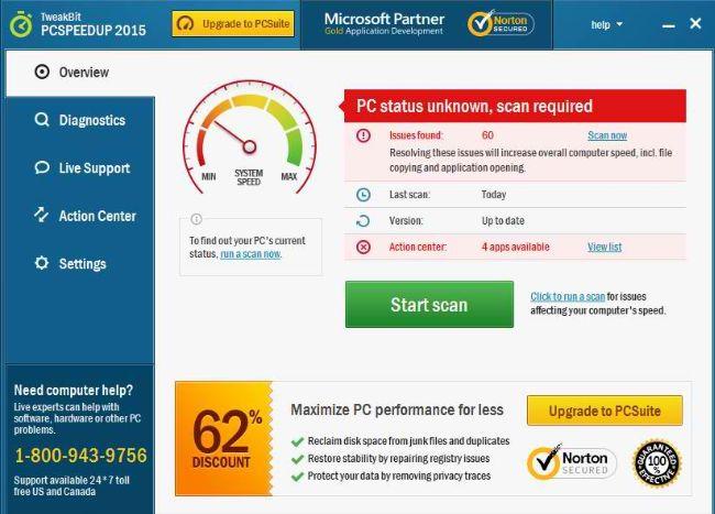 Remove TweakBit Driver Updater - VirusPup