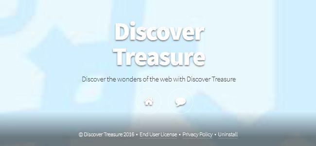 Discover Treasure