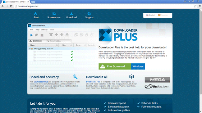 DownloaderPlus