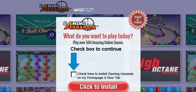 Gaming Assassin