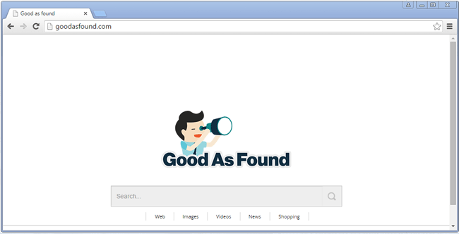 Goodasfound.com