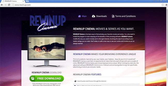 Rewinup Cinema