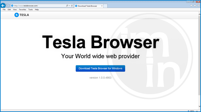 Tesla Browser