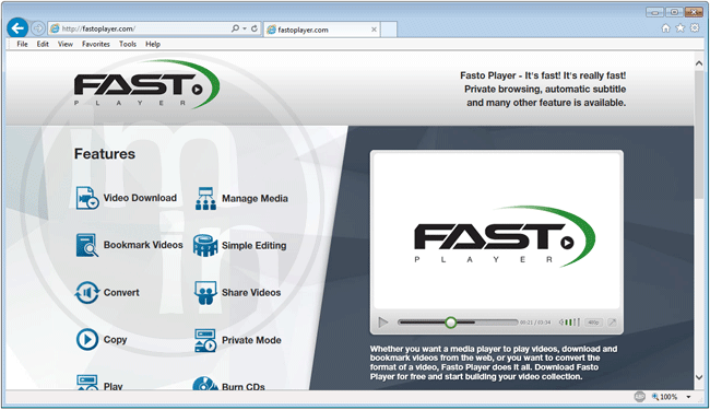 FastoPlayer