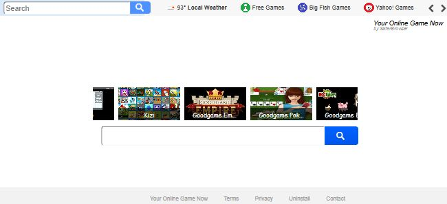 Search.youronlinegamesnow.com
