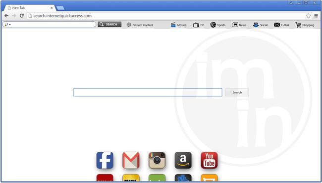 Search.internetquickaccess.com