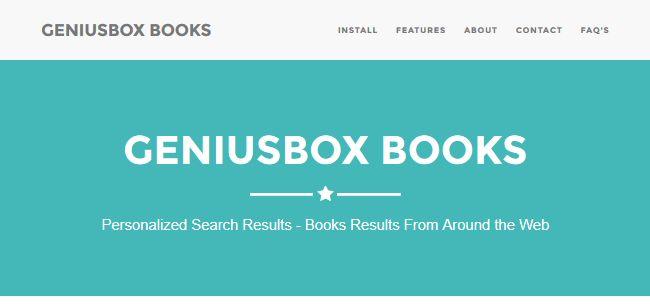 GeniusBox Books