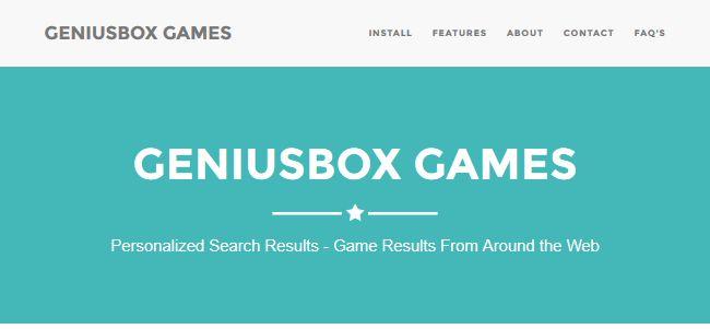 GeniusBox Games