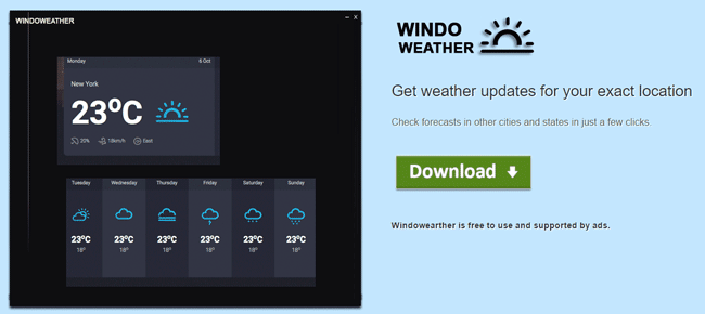 WindoWeather