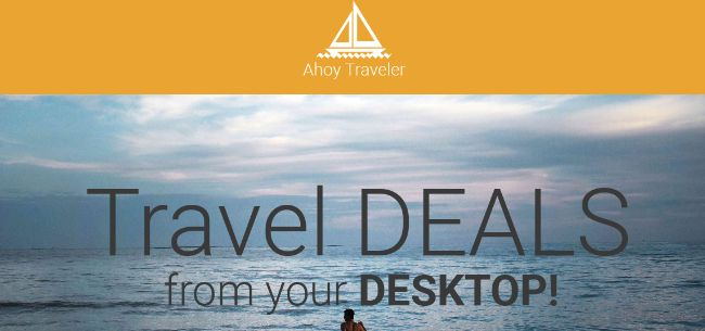 Ahoy Traveler