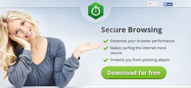 Secure Browsing