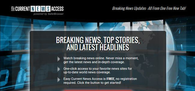 Easy Current News Access
