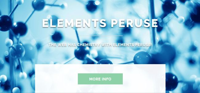 Elements Peruse