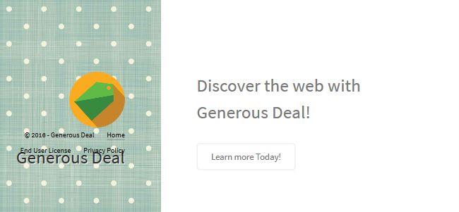 Generous Deal