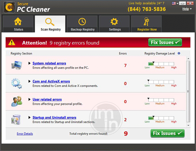 Secure PC Cleaner