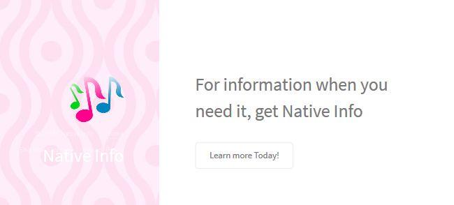Native Info