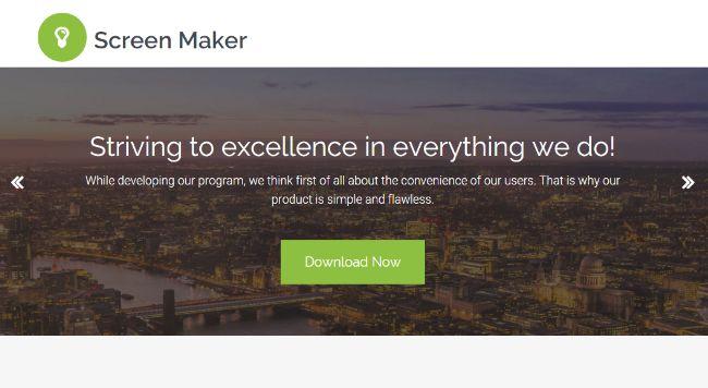 Screen Maker