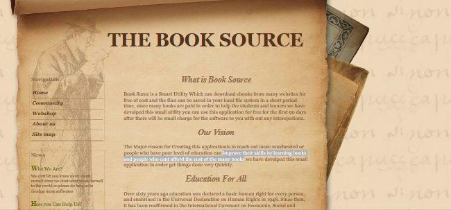 Book Source