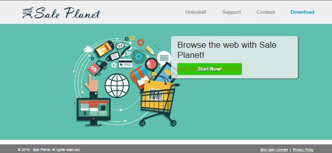 Sale Planet