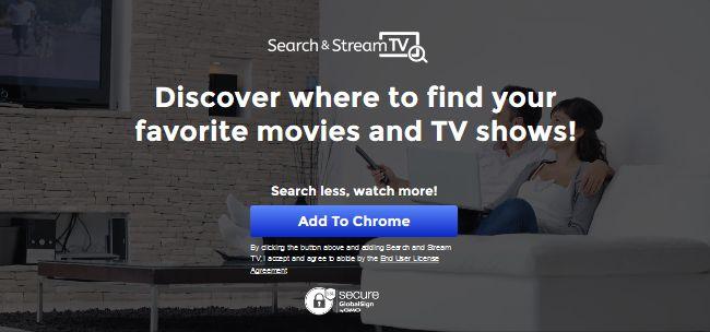 SearchandStreamTV