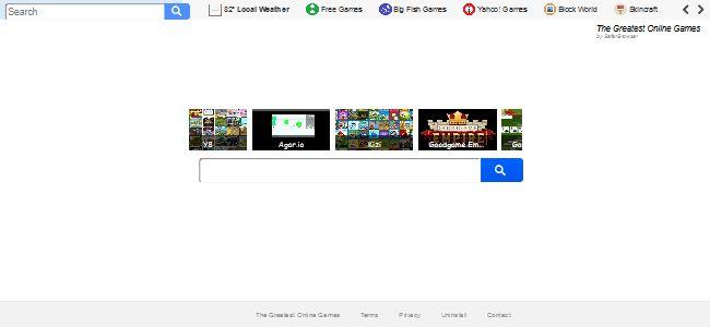 Search2.thegreatestonlinegames.com