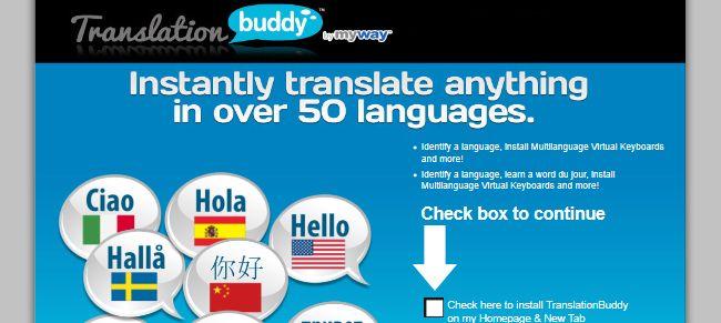 TranslationBuddy
