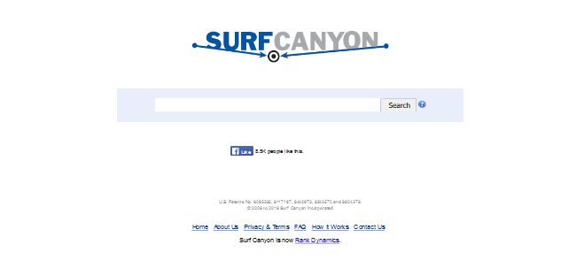 Search.surfcanyon.com
