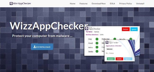 WizzAppChecker