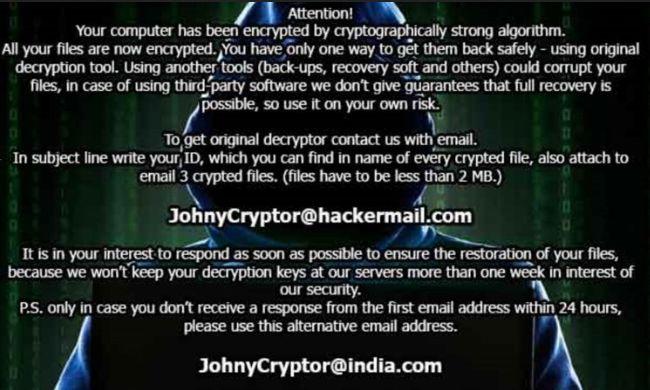 JohnyCryptor