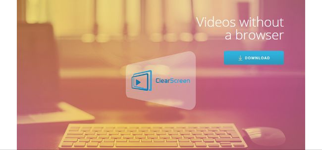 ClearScreen Player