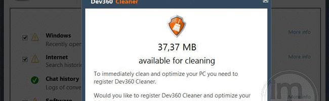 dev360-cleaner