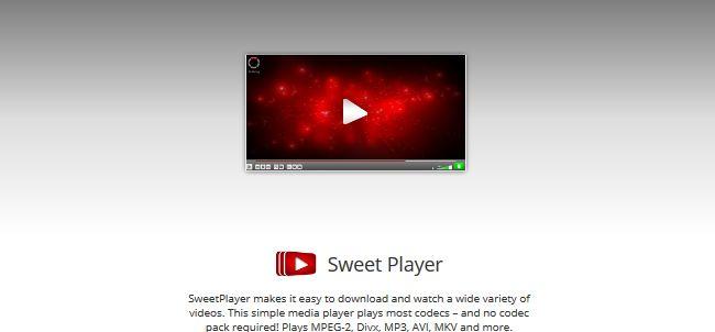Sweet Player