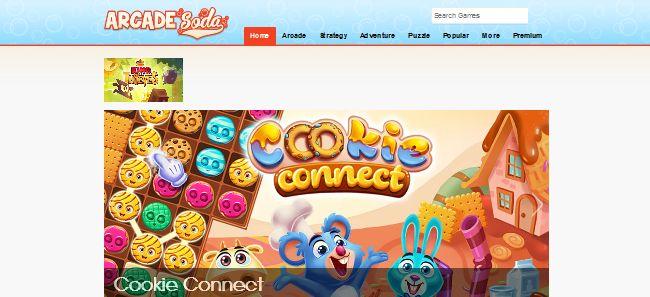arcadesoda.com
