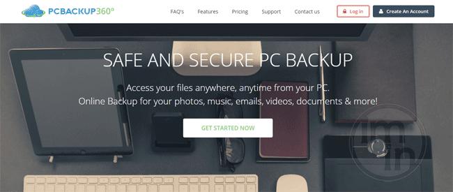 PC Backup 360