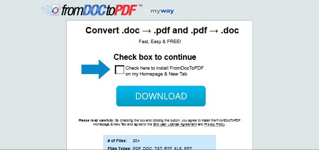 FromDocToPDF