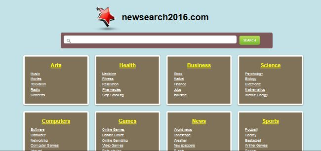 Newsearch2016.com