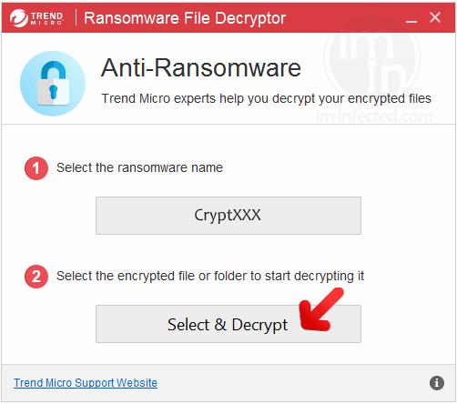 Decrypt Files