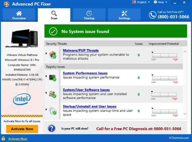 Advanced PC Fixer