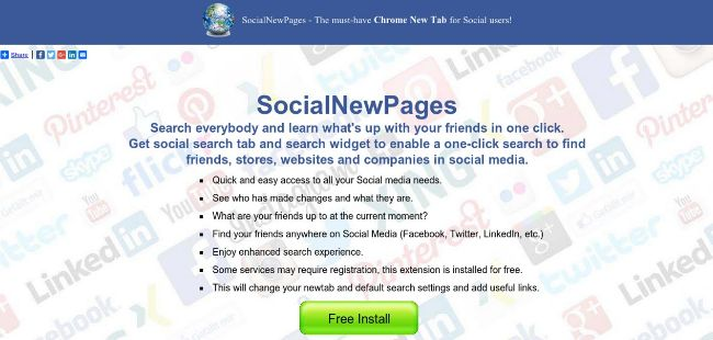 SocialNewPages