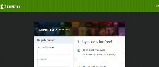 Register.cinematrix.net