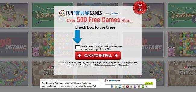 Fun Popular Games