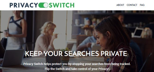 Privacy Switch